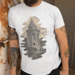 t-shirt-mockup-featuring-a-bearded-man-leaning-against-a-rusty-wall-32841